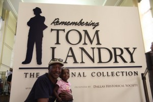 Remembering Tom Landry